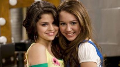 Selena megelőzte Mileyt