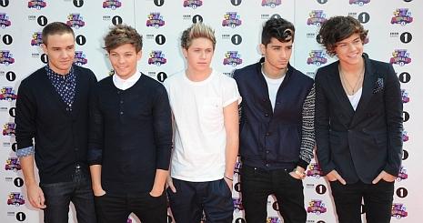 A One Direction beszáll a parfümbizniszbe