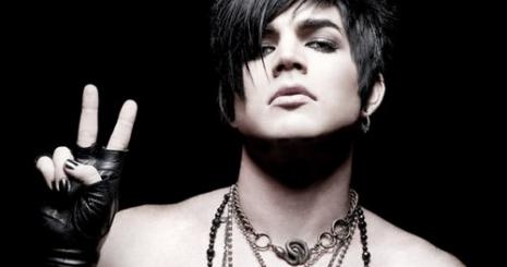 Adam Lambert is tiltólistára került Twitteren