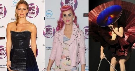 Az MTV EMA legjobb és legrosszabb ruhái