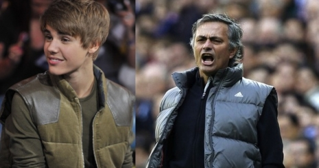 Bieber-fanok támadtak José Mourinhóra