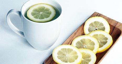 a citrom és a víz segít fogynis