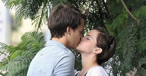 Emma Watson bepasizott