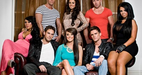 Geordie Shore az MTV-n