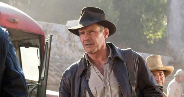 Harrison Ford visszatér Indiana Jones szerepében