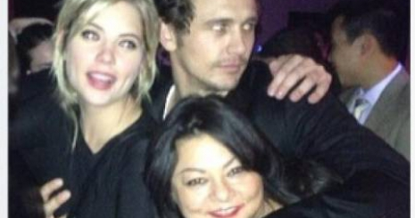James Franco és Ashley Benson lebukott?!