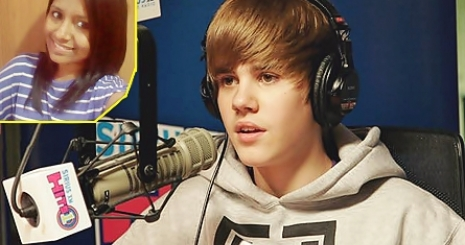 Justin bieber valakivel randizik