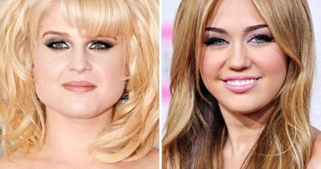 Miley nincs rossz hatással Kelly Osbourne-ra