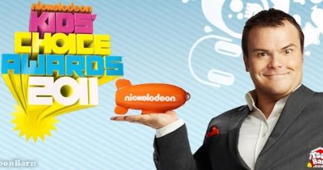Kids Choice Awards 2011 — a nyertesek listája