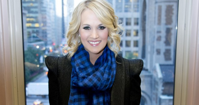 Klippremier: Carrie Underwood - Little Toy Guns