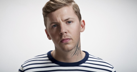 Klippremier: Professor Green ft. Thabo - Not Your Man