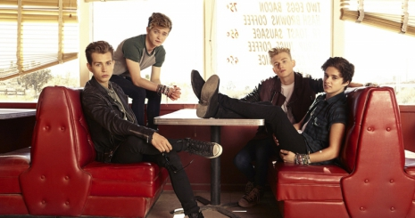 Klippremier: The Vamps - Last Night