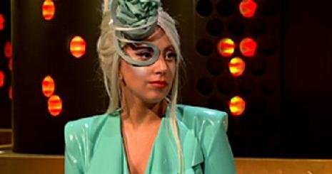 Lady Gaga érzéstelenítő alsóneműt hord
