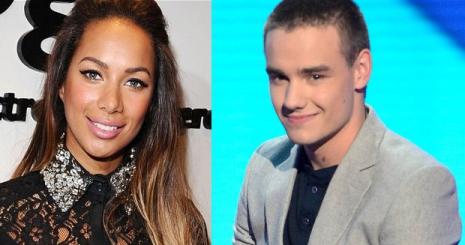 Leona lewis megerősíti a randi Liam payne-t