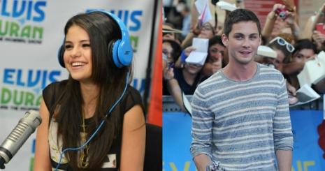 "Logan Lerman: ""Selena nagyon csinos"""