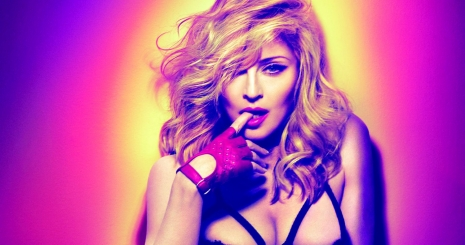 Madonna megvadult