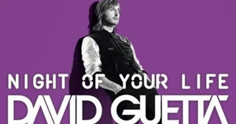 Megérkezett David Guetta új dala