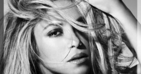 Megmutatta gömbölyödő pocakját Shakira
