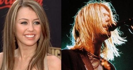 Miley Cyrus Nirvanát adott elő