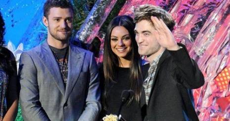 MTV Movie Awards — a nyertesek