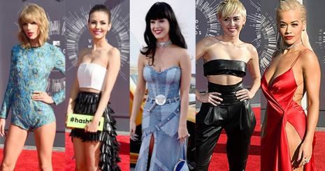 Ruhamustra: MTV Video Music Awards 2014