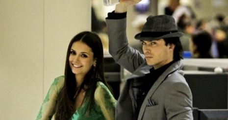 Nina Dobrev és Ian Somerhalder mégsem egy pár?