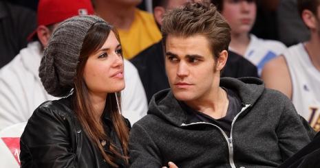 ian somerhalder, még mindig 2013. január Nina