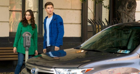 Pretty Little Liars: Ravenswoodba látogat Spencer és Toby