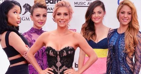 Ruhamustra: Billboard Music Awards 2014