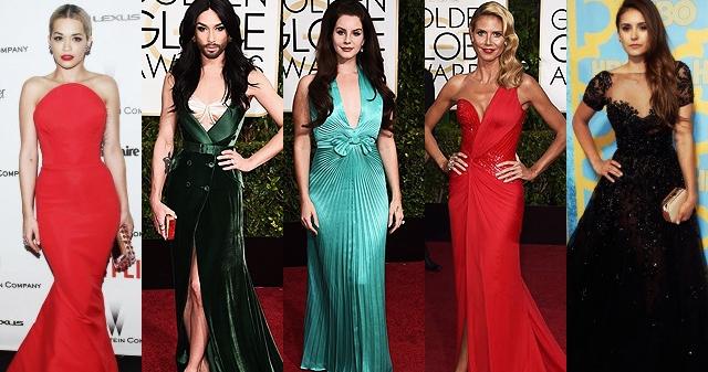 Ruhamustra: Golden Globe Awards
