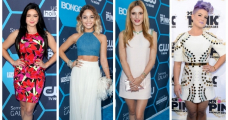 Ruhamustra: Young Hollywood Awards 2014