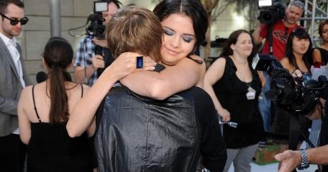 Selena Gomez őszintén örült Justin sikerének