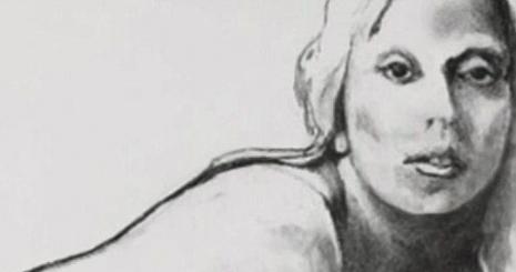 Tony Bennett meztelenül rajzolta le Gagát