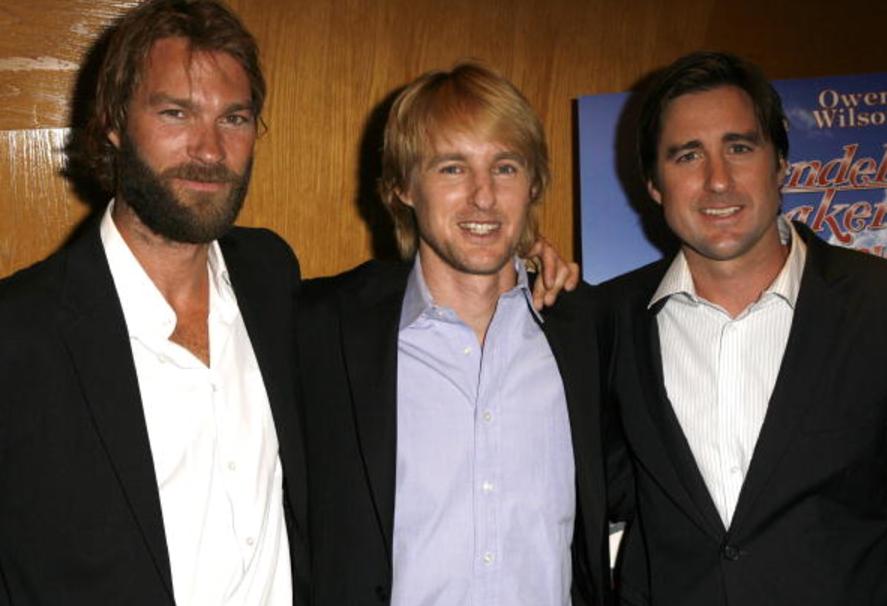 Képtalálatok a következőre: Owen, Luke és Andrew Wilson