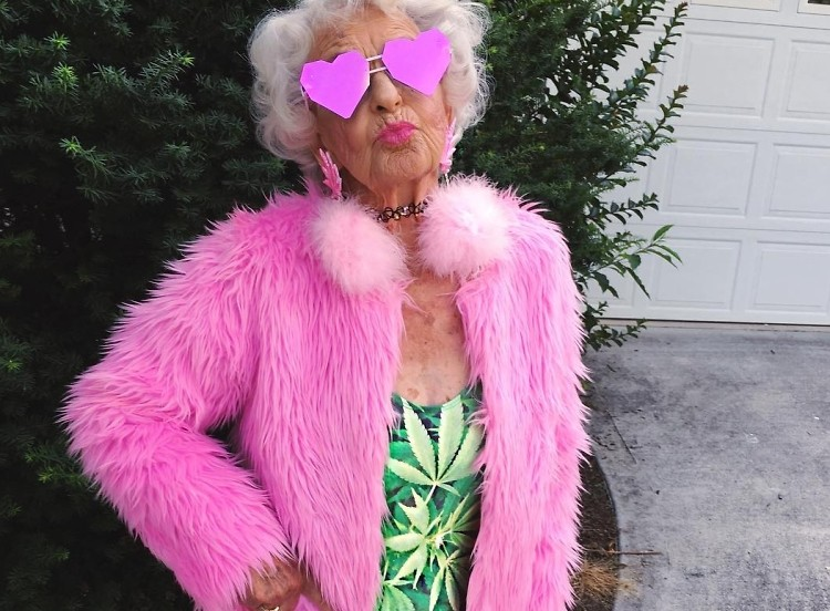 randi nagymama show