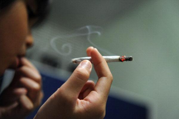 Bárcsak leszokna a dohányzásról