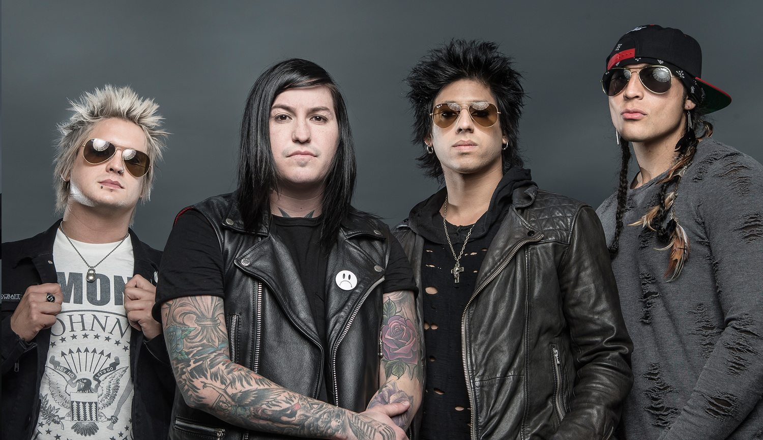 Klip: Escape The Fate – I Am Human