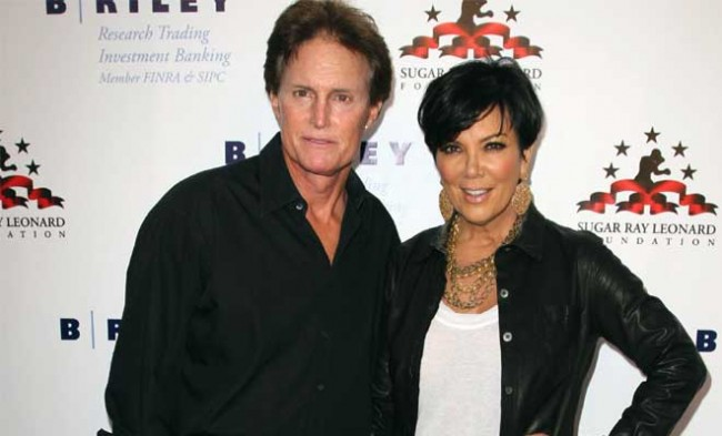 Bruce Jenner with Single