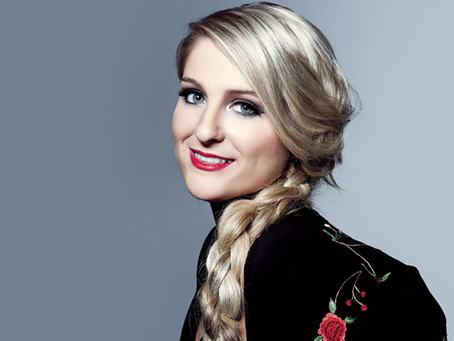 Meghan Trainor earned a  million dollar salary - leaving the net worth at 2 million in 2018