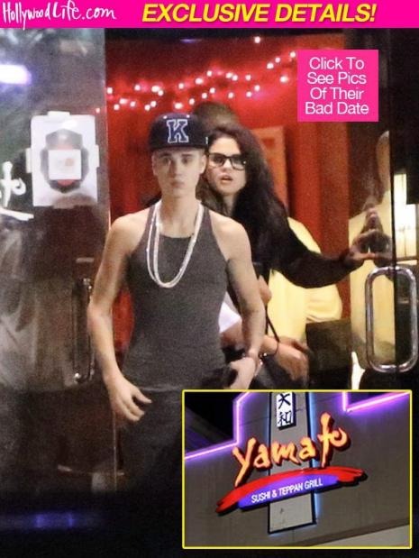 A Selena Gomez és a Justin Bieber valóban randevú