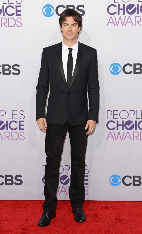 Ian - People's Choice Awards 2013