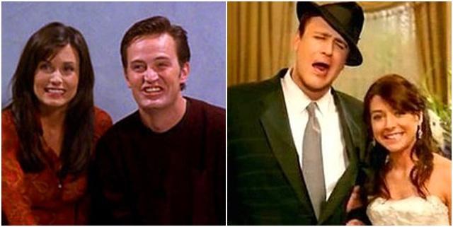 Chandler és Monica megpróbálja titokban tartani a kapcsulatukat: mikor Joey belép a.