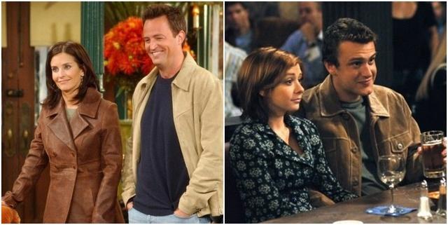 Ross és Rachel randevúzni kezdenek