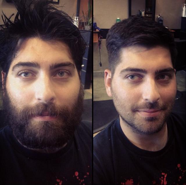 Buzzfeed randevú férfi szakállal