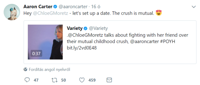 Sztárság a lista randevú