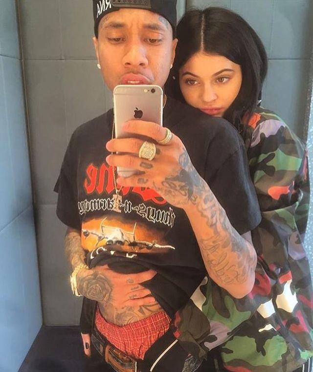 Kylie tyga újra randizni