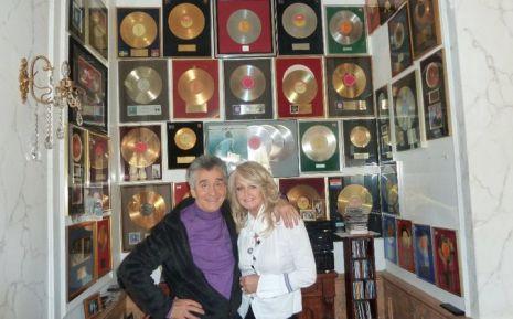 Bonnie Tyler awardroom