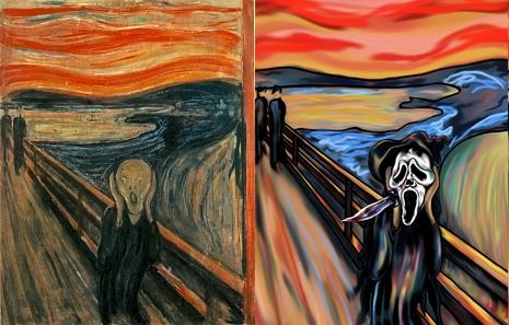 """Képtalálat a következőre: """"sikoly festmény"""""""