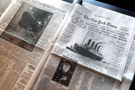 New York Times, 100 évvel ezelőtt