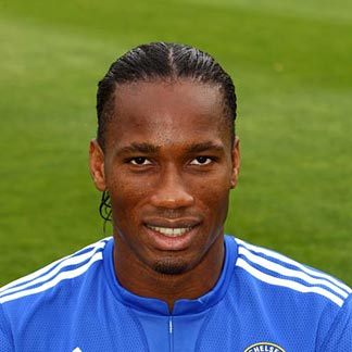 Didier Drogba earned a 15 million dollar salary, leaving the net worth at 90 million in 2017